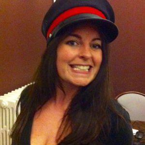 Maureen de l'Equipe SNCF TGV Sud-Est