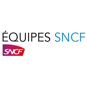 Nicolas de l'équipe SNCF