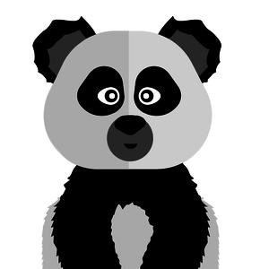 Panda rose