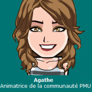 Agathe (ex @PMU)