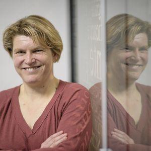 Marie, Présidente Section du Pas-de-Calais