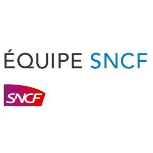Julie de l'équipe SNCF