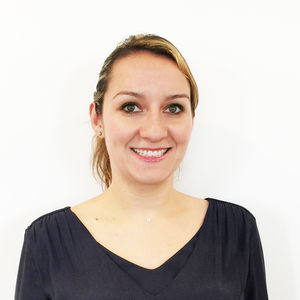 Mélanie de la Hello Team
