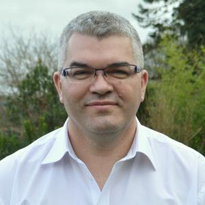 Gilles, Président de la section départementale MGEN région de Bretagne